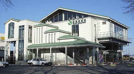 武蔵高萩駅(埼玉県日高市)